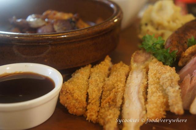 9.The BBP Gastropub @ The Club, Bukit Utama