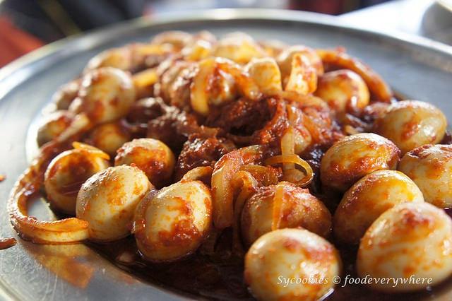 9.Nasi Lemak Ujong Pasir (Melaka)