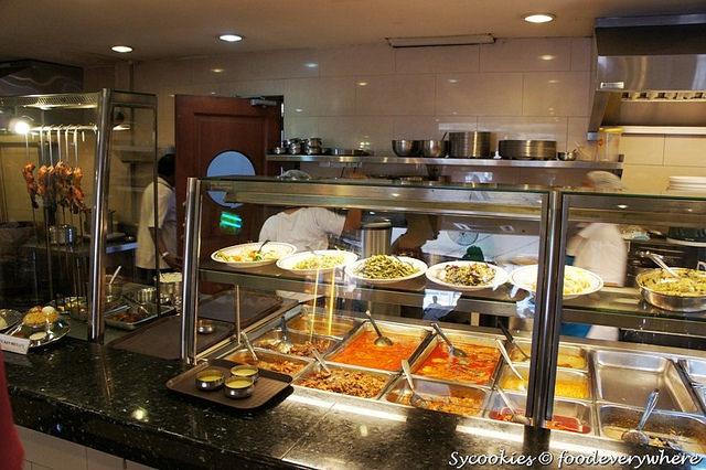 9.Nagas Restaurant @ Brickfields