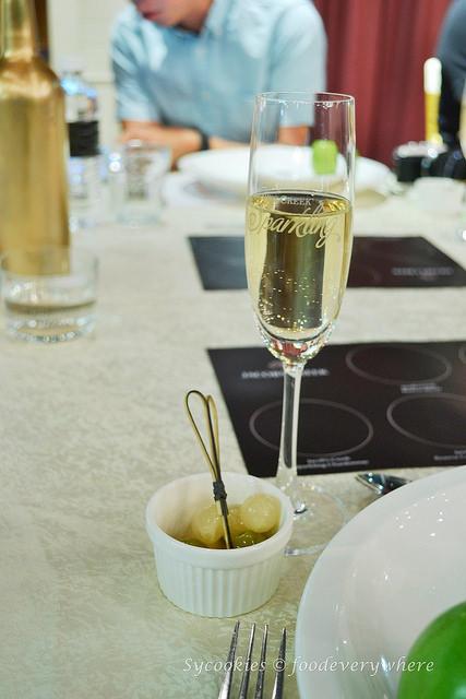 2.Jacob's Creek Double Barrel Wine Pairing @ EGG (Eight Gourmet Gala), Sunway