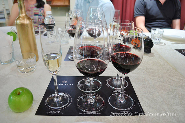 12.Jacob's Creek Double Barrel Wine Pairing @ EGG (Eight Gourmet Gala), Sunway