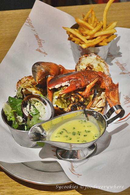 12.UK's Burger and Lobster in Malaysia (Sky Avenue Genting Highland)