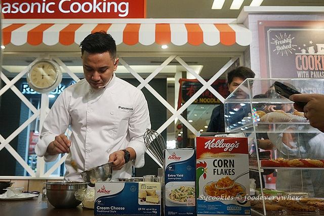 5.Panasonic Cooking House Workshop