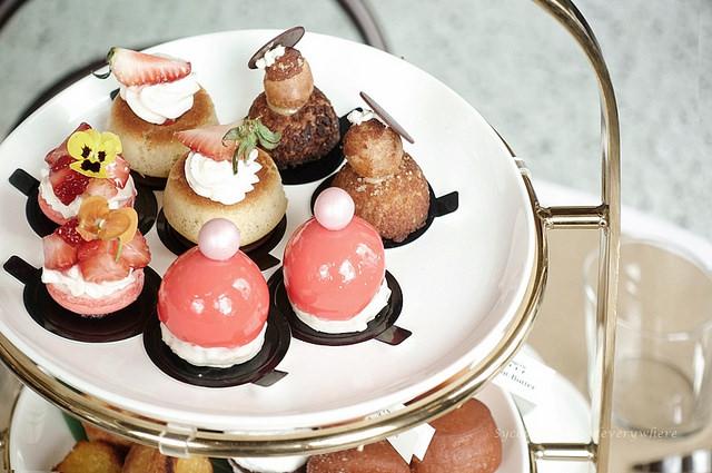 9.Afternoon Tea @ Fritz Brasserie (Ground Floor, Wolo Hotel)