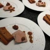 Foie Gras for starter...
