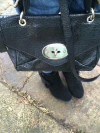 Hobbs Lanesley Bag / Russell & Bromley New Dry Boots