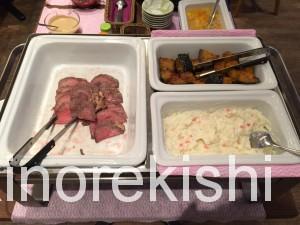 小伝馬町アパホテルタンティートランチビュッフェローストビーフ食べ放題4