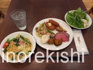 小伝馬町アパホテルタンティートランチビュッフェローストビーフ食べ放題12