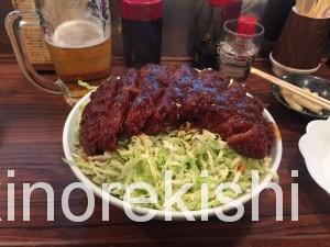 キッチンフライパン北千住特大ロースソースカツ丼9