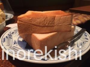 東銀座アメリカン朝食モーニングトーストサンドイッチサラダ9