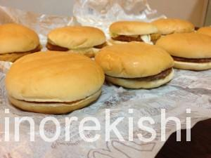 マクドナルド巨大ハンバーガー10