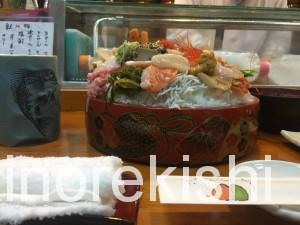 武蔵野市国立幸寿司(こうずし)びっくり丼大盛り14