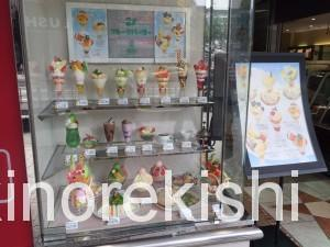 渋谷西村フルーツパーラー道玄坂店スーパービッグパフェ2