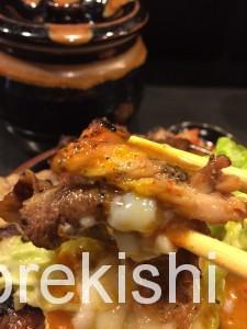 秋葉原焼肉丼たどんBIG丼キムチ食べ放題12