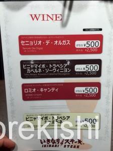 東京駅いきなりステーキ八重洲地下街店1ポンドリブロース5