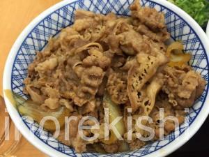 吉野家牛丼特盛ロース豚丼大盛り牛ねぎ玉丼5