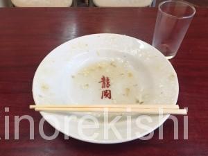 千代田区メガ盛り学生小川町ラーメンの龍岡野菜あんかけ焼きそば8
