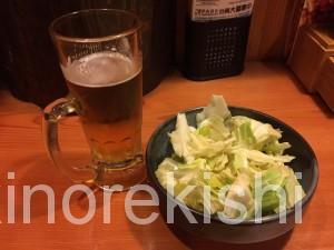 鳥貴族浅草橋ビール金麦ジャンボ焼鳥キャベツおかわり自由釜飯8