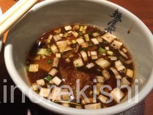 池袋デカ盛り麺屋武蔵二天にてんつけ麺特盛1kg11