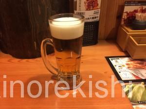 鳥貴族浅草橋ビール金麦ジャンボ焼鳥キャベツおかわり自由釜飯16