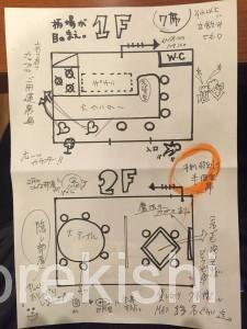 神田シルバーバック食堂豆福ランチ特上牛ロースガリバタざぶとんステーキ丼大盛り16