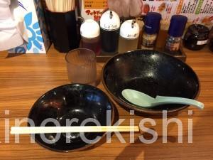 横浜家系ラーメン麺屋壱角家ライスバー食べ放題醤油油そばすためし11
