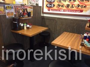 横浜家系ラーメン麺屋壱角家ライスバー食べ放題醤油油そばすためし16