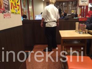 神奈川県横浜市メガ盛り焼き飯焼きスパ金太郎メガ盛りハーフ&ハーフナポリタン10