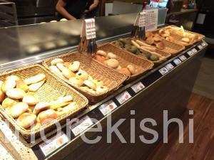 江戸川区パン食べ放題サンマルクパスタ東葛西店ディナーセット生パスタ大盛りドリンクバーサラダ10