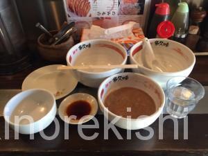 船堀デカ盛りラーメン多久味たくみにぼしのつけ麺大盛り無料麺増量1kgランチ都営新宿線22