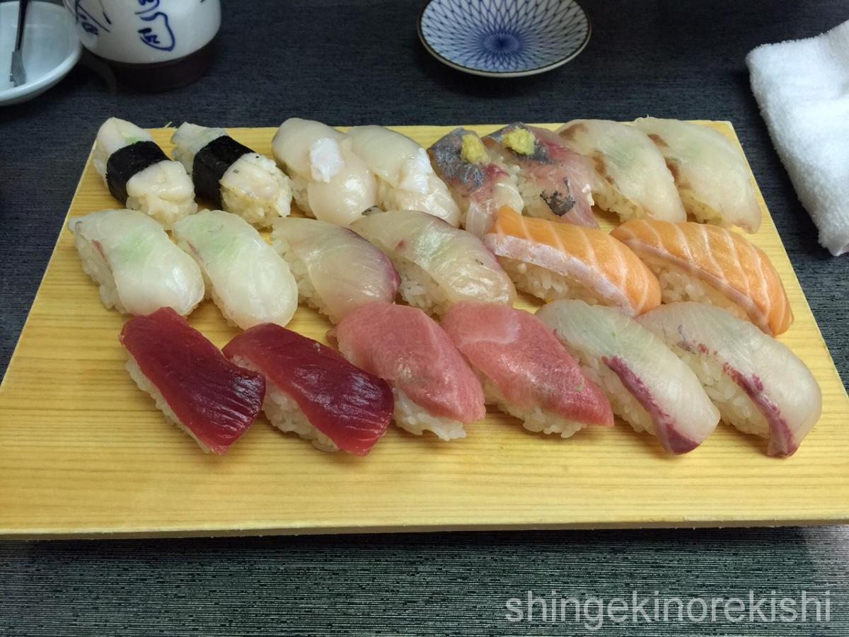 高級寿司食べ放題!「築地玉寿司 銀座コア店」でうに・いくら・中とろ・あわび・車海老!