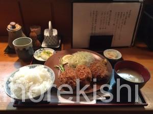 人形町デカ盛り三友爆弾カキフライ定食ランチ巨大ご飯大盛り牡蠣フライ行列12