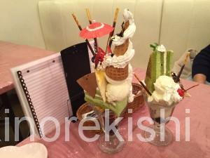 デカ盛りパフェの聖地カフェエストエストEst!Est!新宿ミロード東京ごはんパフェ横綱人気有名メガ盛りスイーツ38