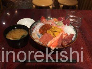上野デカ盛り海鮮丼若狭家わかさやびっくり丼オールスター丼ご飯特盛デラックス有名チャレンジメニュー14