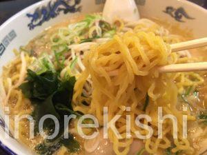 北海道ラーメン東京味源神田駅前店みそでっかいどう大盛り味噌デカ盛りにんにく13