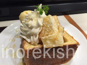 浅草橋メガ盛りカフェミヤビMIYABIハニートーストハニトーデニッシュ食パンコーヒー人気オシャレパン店舗18