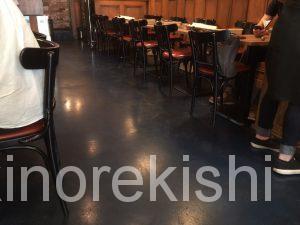神田土日ランチ熟成肉レストランBrookKitchenブルックキッチンディナー牛ハラミスタミナプレート大盛り豚肩ロース4