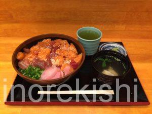 人形町海鮮丼築地ととどんとと丼特盛渋谷お茶早い美味しい7