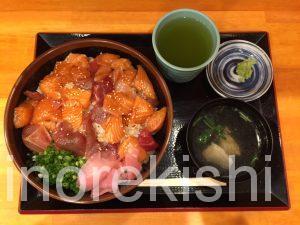 人形町海鮮丼築地ととどんとと丼特盛渋谷お茶早い美味しい12