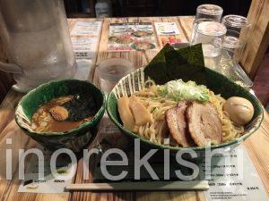 錦糸町つけ麺璃宮りきゅう全部入りつけめん特盛ラーメン油そば美味しい人気亀戸2