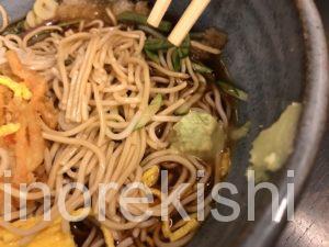 デカ盛り立ち食いそば京成上野つるや冷しジャンボ五目蕎麦メニューデカ盛り進撃の歴史35