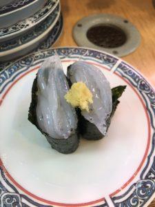 新橋グルメ一番回転寿司まぐろうにいくらメニューデカ盛り進撃の歴史31