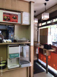 大盛り立ち食いそばそば作御成門店朝食メニューデカ盛り進撃の歴史8