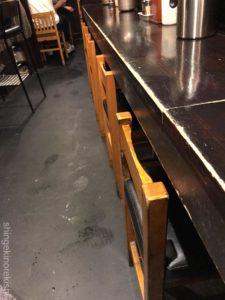 汁なし担々麺自家製麺ほうきぼし神田店特製メニュー大盛りデカ盛り進撃の歴史44