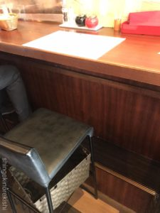 巨大ステーキ俺のグリル銀座並木通Lボーンステーキ500gランチ大盛りメニュー新橋デカ盛り進撃の歴史55