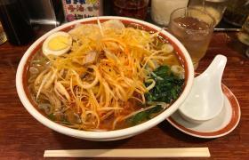 広州市場こうしゅういちば三種盛り雲呑麺大盛りチェーン店で一番大きいメニューを注文してみたデカ盛り進撃の歴史