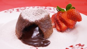 Learn How To Make Molten Chocolate Lava Cakes From Scratch!
