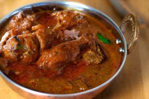 Chicken Rogan Josh Gravy Recipe
