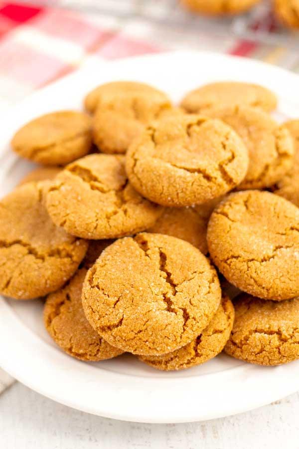 Easy Ginger Snap recipe
