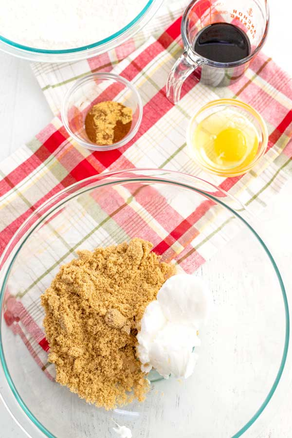 Ginger Snaps Ingredients